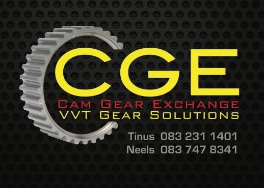Cam Gears/Sprockets