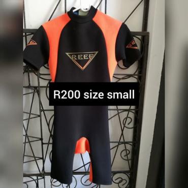 Reef wet suit