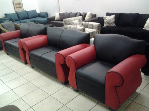 !!!Special!!!3pc Rose Lounge Suite