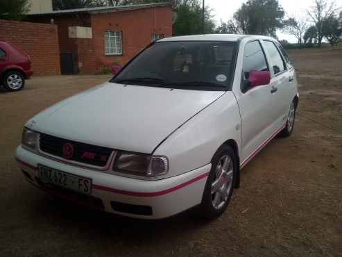 Vw Polo 1600 fuel injection