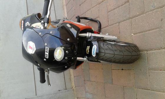 pocket racing bike