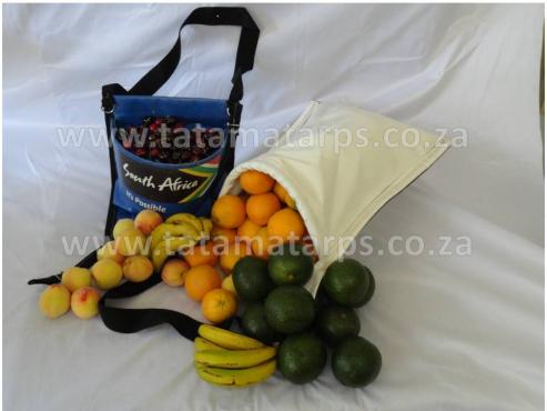 Fruit Picking bags/Harvesting bags / pluk sakke