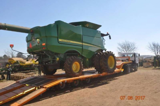 Chieftain 3 Axle Low