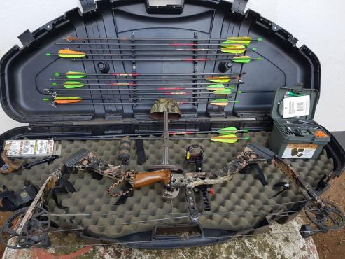Mathews Compound bow