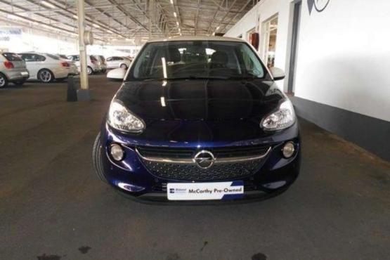 2016 Opel Adam