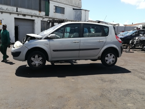 Stripping Renault Scenic II