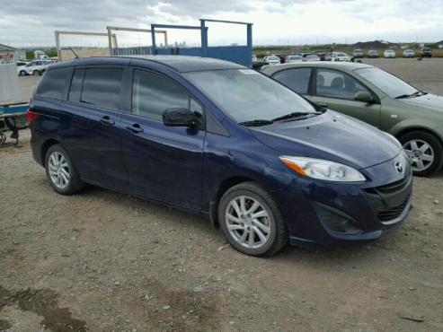 Mazda 5 windows for