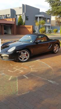 PORSCHE SPORTS CAR RENTAL FOR WEDDINGS R2000.00 all inclusive.