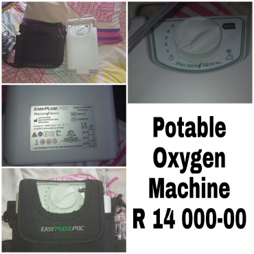 Portable Oxygen Machine