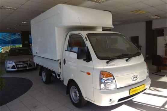 Hyundai H-100 Bakkie