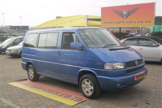 VW Caravelle 2.5TDI