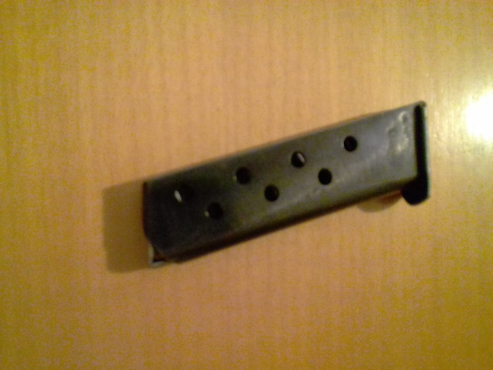 Walther PP 7,65mm magazine