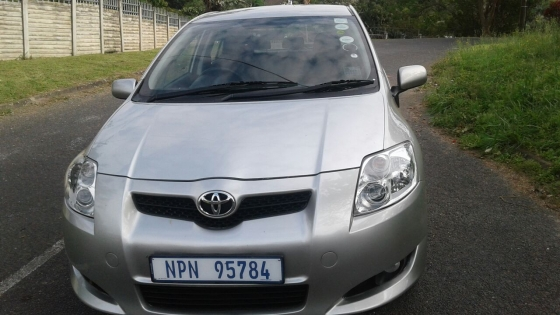 second hand 2010 toyota auris hatchback for sale in pinetown