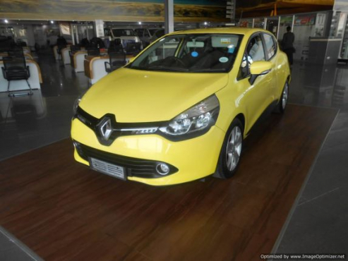 2015 Renault Clio Iv Turbo R189900 92000km Junk Mail