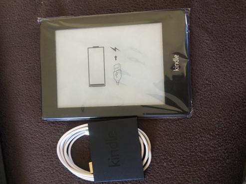Kindle paperwhite 3G+wifi 2gb