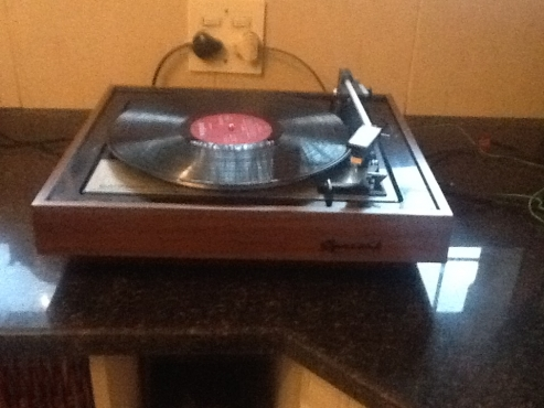 Garrard classic turntable for sale