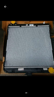 Tata telcoline radiator New