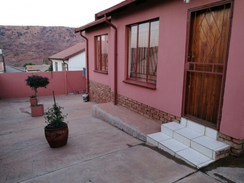 2bedroom house worth R550 000 for sale in Mamelodi East Mahube Extension 1