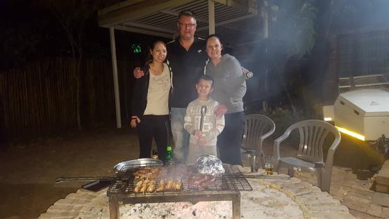 Leeupoort Holiday Village accommodation  with jacuzzi near Bela Bela , Limpopo