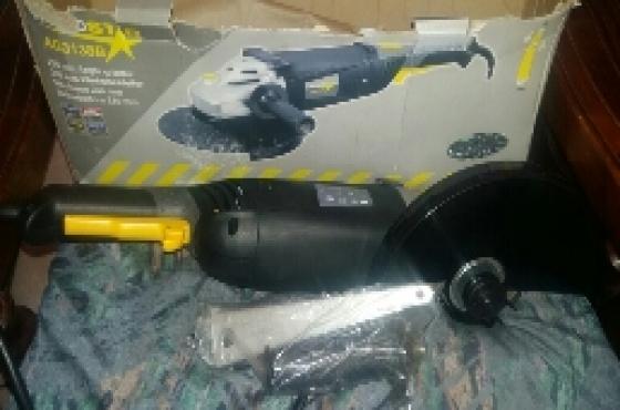Woodstar 230mm Angle Grinder.
