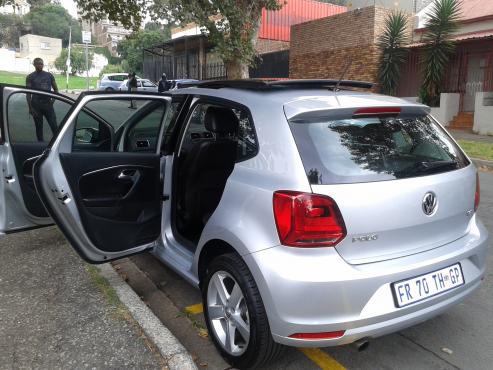 VW TSI 2.0 sunroof