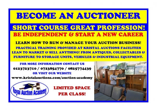 Start Your Own car Auction Business!