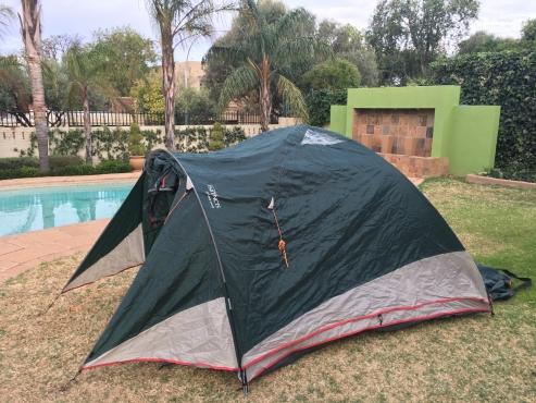 Natural instinct 4 man tent