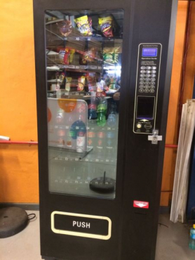 BUSINESS OPPORTUNITY: Vending Machines for sale