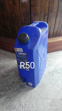 Plastic 20l jerry can for sale