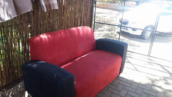 2 X 2 Seater Couches for sale