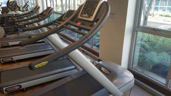 Technogym commercial Treadmill