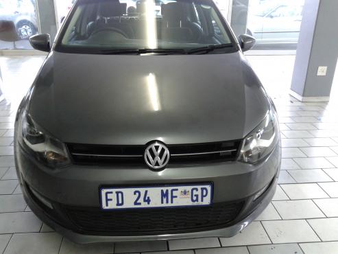 VW Polo 6 1.6 2014