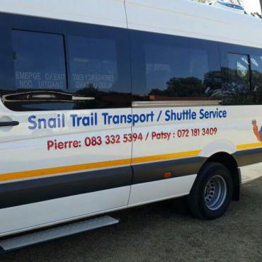 School Transport / Skool Vervoer