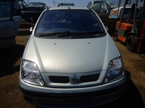Stripping for Spares Renault Scenic