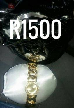 Wrist watch for sale.
