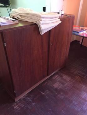 Brown Cupboard