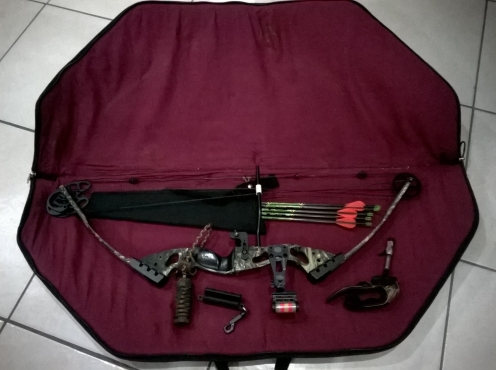 Browning Rage Compound bow 50 lbs RH