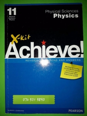 Physical Sciences - Physics - Grade 11 - X-Kit Achieve!