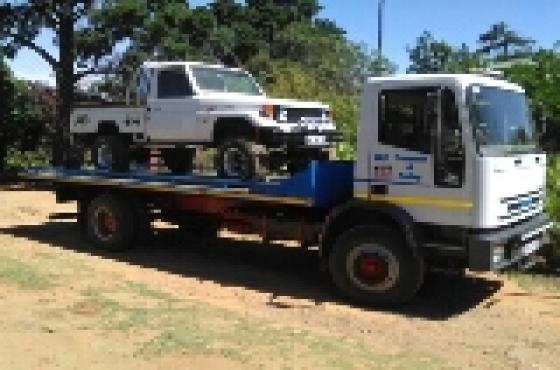 Iveco EuroCargo 8ton Rollback