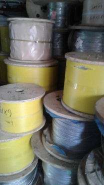 steel cable for sale  Boksburg