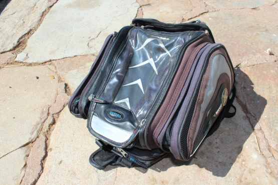 Oxford Sprint Touring Tank Bag