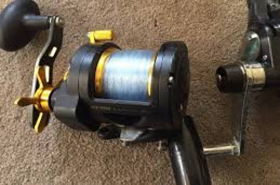 Penn Fathom30 Fishing reel in mint condition and in its original box!