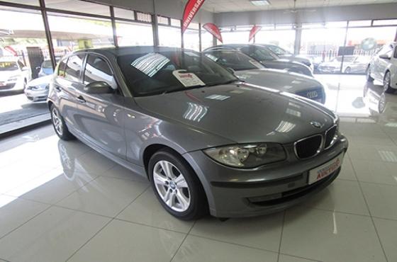 BMW 118i ON AUCTION