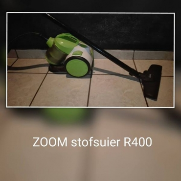 Zoom stofsuier