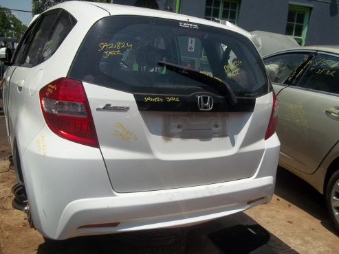 Honda Jazz rear part