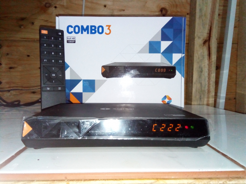 Brand new Starsat decoder with installation