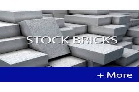 BRICKS FOR SALE! HURRY WHILE STOCK LASTS!