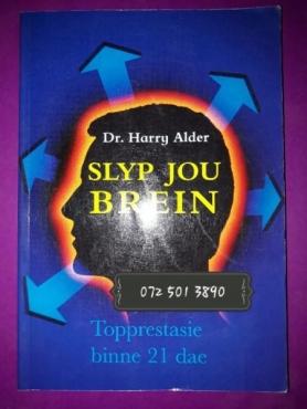 Slyp Jou Brein - DR. Harry Alder.