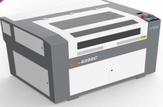 PS 9060 Laser Cutter Machine. 900 mm X 600 mm 80 Watt Laser Tube