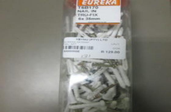 Eureka 6 x 35mm Nail